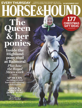 Horse & Hound 16th November 2017