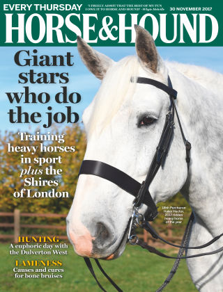 Horse & Hound 30th November 2017