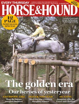 Horse & Hound 11th January 2018