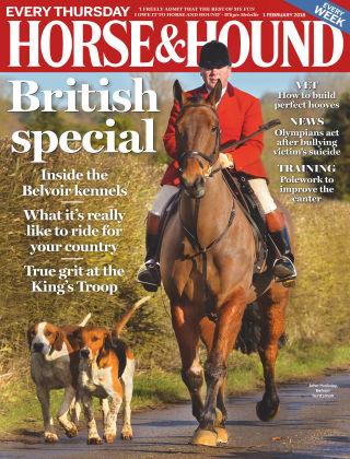Horse & Hound 1st February 2018
