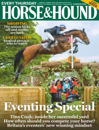 Horse & Hound 8th March 2018