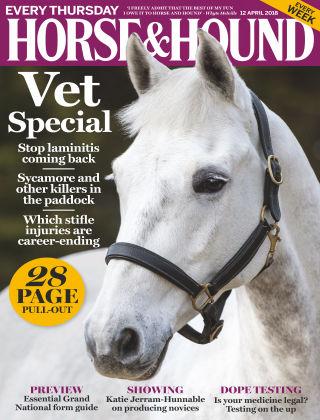 Horse & Hound 12th April 2018