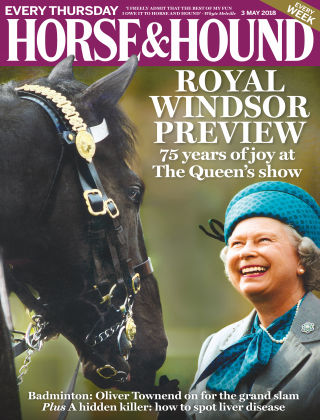 Horse & Hound 3rd May 2018