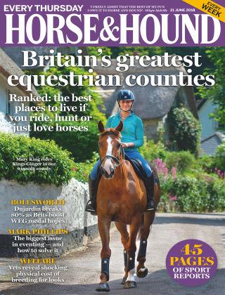 Horse & Hound 21st June 2018