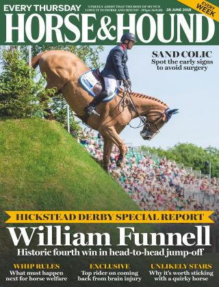 Horse & Hound 28th June 2018