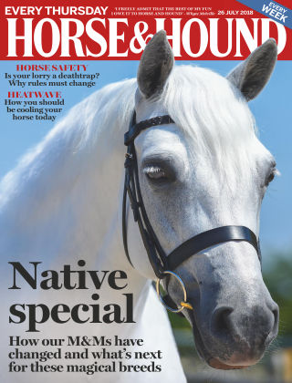 Horse & Hound 26th July 2018