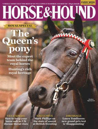 Horse & Hound 18th October 2018