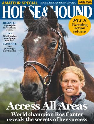 Horse & Hound 16th July 2020