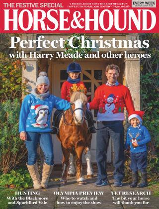 Horse & Hound 13th December 2018