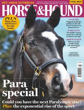 Horse & Hound 18th June 2020