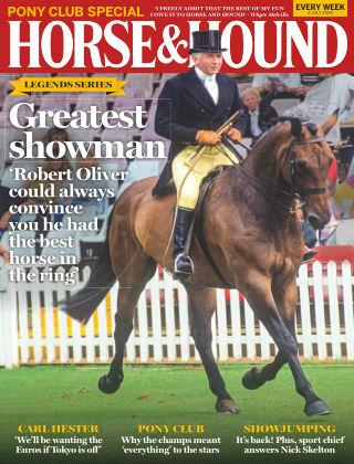 Horse & Hound 2nd July 2020