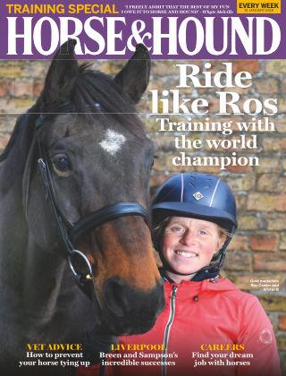 Horse & Hound 10th Jan 2019