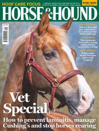 Horse & Hound 16th April 2020