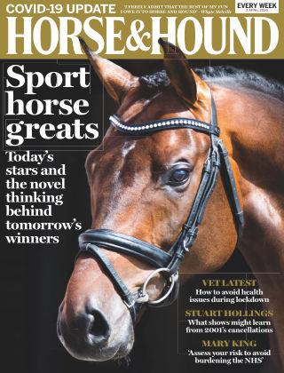 Horse & Hound 2nd April 2020
