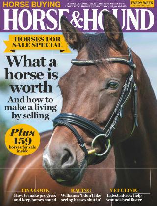 Horse & Hound 13th February 2020