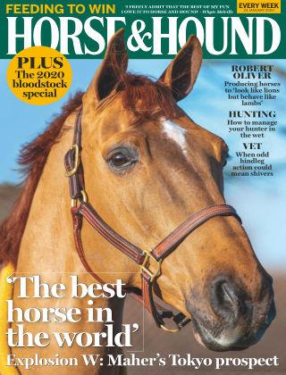 Horse & Hound 23rd January 2020