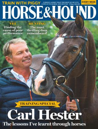 Horse & Hound 9th January 2020