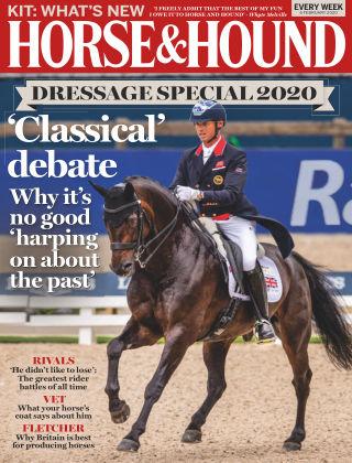 Horse & Hound 6th February 2020
