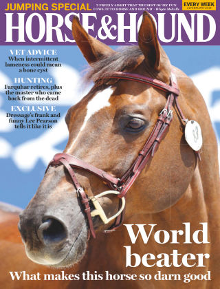 Horse & Hound 21st Feb 2019
