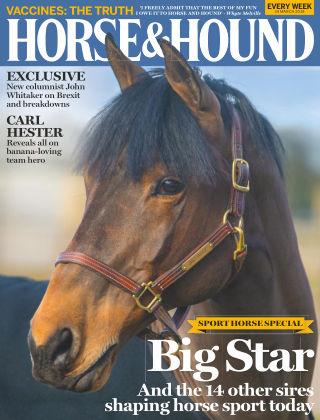 Horse & Hound 14th Mar 2019