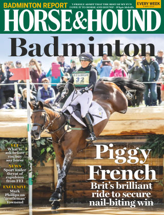 Horse & Hound 9th May 2019