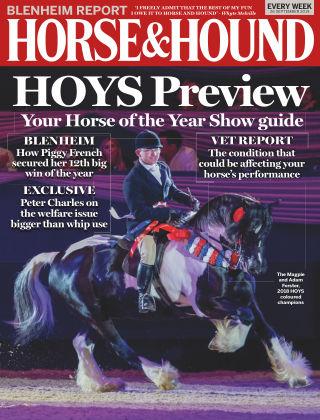 Horse & Hound 26th September 2019