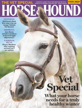 Horse & Hound 31st October 2019