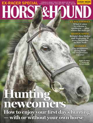 Horse & Hound 3rd  October 2019