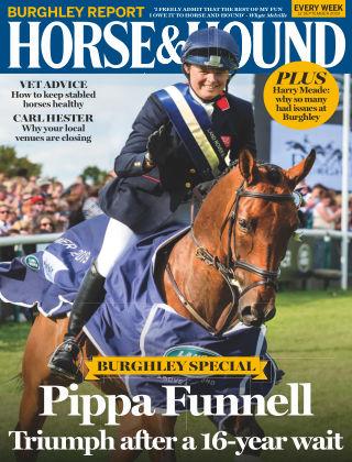 Horse & Hound 12th September 2019