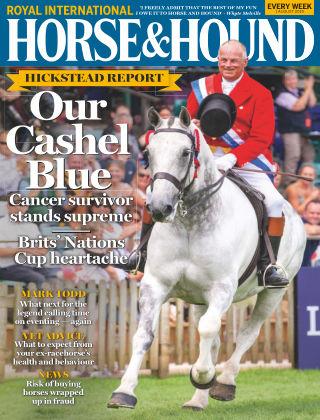 Horse & Hound 1st August 2019