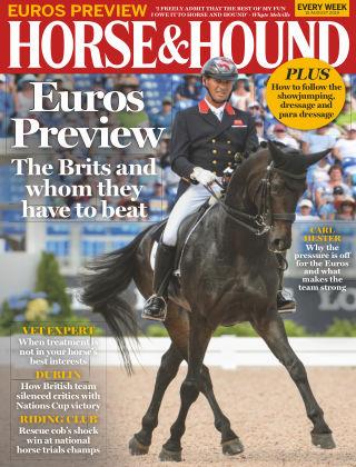 Horse & Hound 15th August 2019