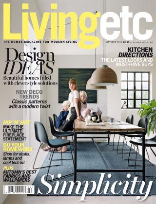 Livingetc October 2013