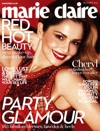 Marie Claire UK December 2014