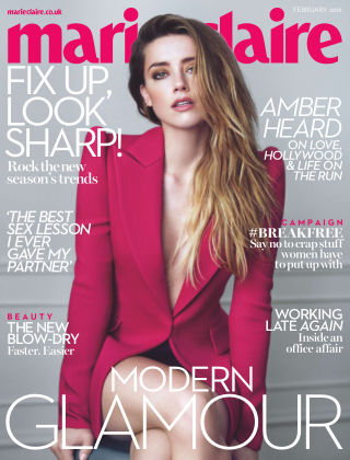 Marie Claire UK February 2016
