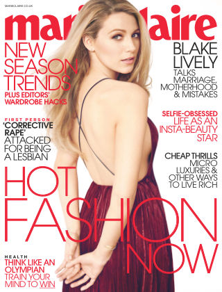 Marie Claire UK August 2016