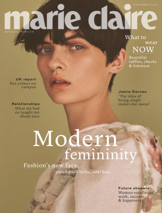 Marie Claire UK November 2016