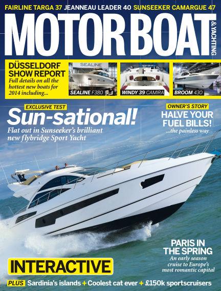 Motor Boat & Yachting April 03, 2014 00:00