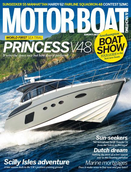 Motor Boat & Yachting October 03, 2013 00:00