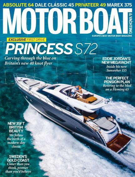Motor Boat & Yachting May 01, 2014 00:00