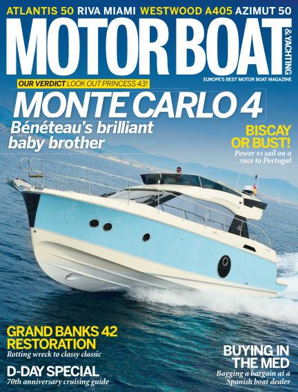 Motor Boat & Yachting July 03, 2014 00:00