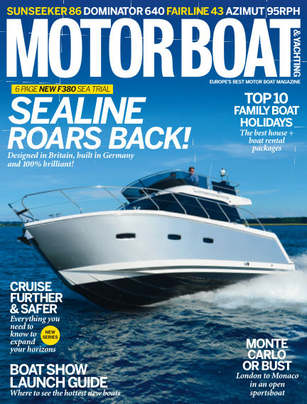 Motor Boat & Yachting September 04, 2014 00:00