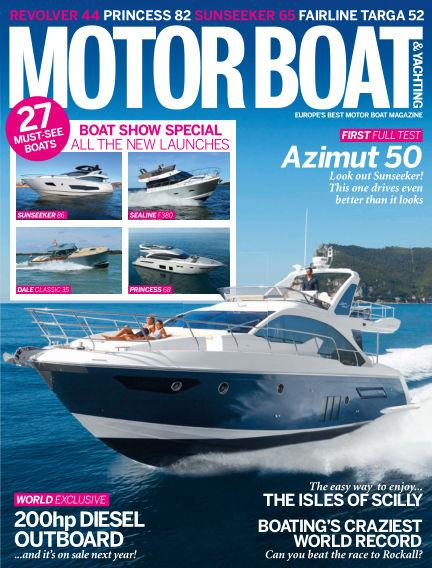 Motor Boat & Yachting October 02, 2014 00:00