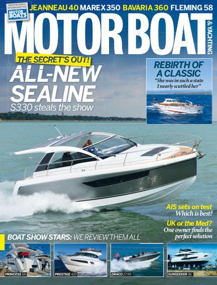 Motor Boat & Yachting November 06, 2014 00:00