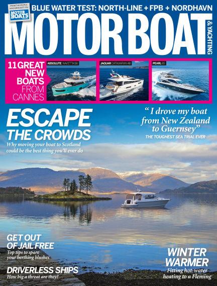 Motor Boat & Yachting December 04, 2014 00:00
