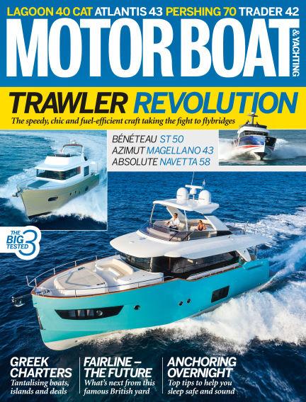 Motor Boat & Yachting January 02, 2015 00:00