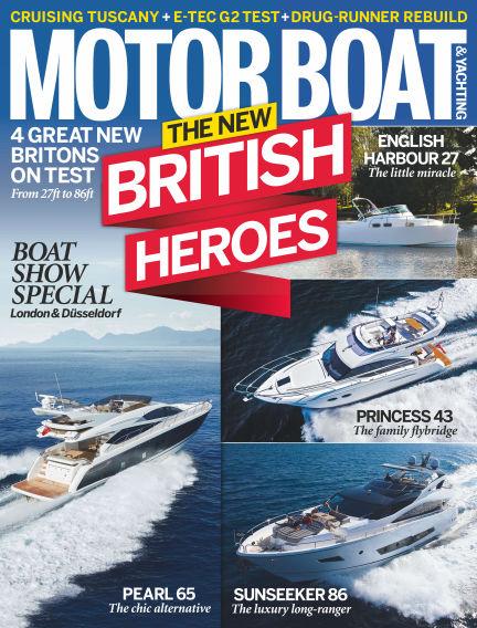 Motor Boat & Yachting February 05, 2015 00:00