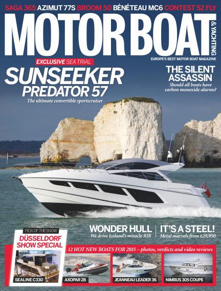 Motor Boat & Yachting April 02, 2015 00:00
