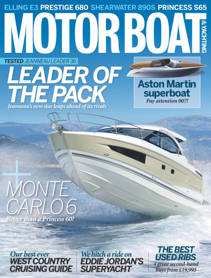 Motor Boat & Yachting July 02, 2015 00:00