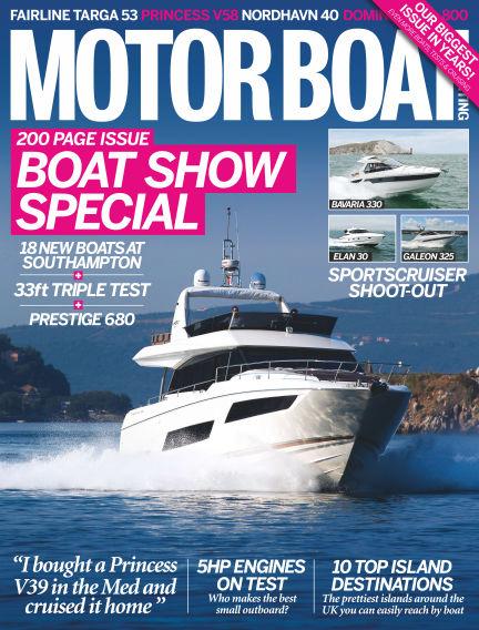 Motor Boat & Yachting October 01, 2015 00:00