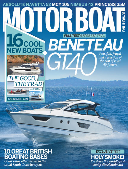Motor Boat & Yachting December 03, 2015 00:00